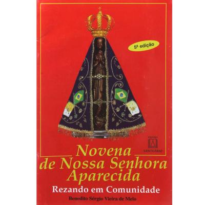 NOVENA DE NOSSA SENHORA APARECIDA - REZANDO EM...