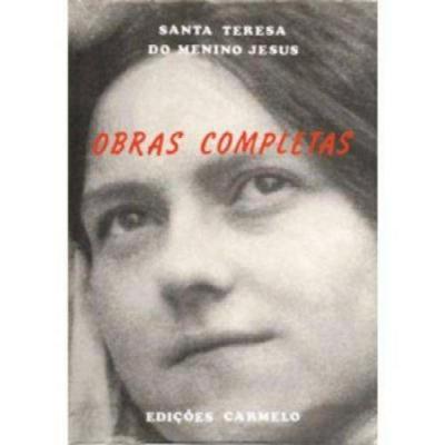 OBRAS COMPLETAS DE SANTA TERESINHA