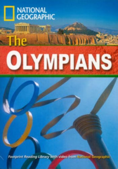 OLYMPIANS, THE - AMERICAN ENGLISH - LEVEL 4 - 1600 B1