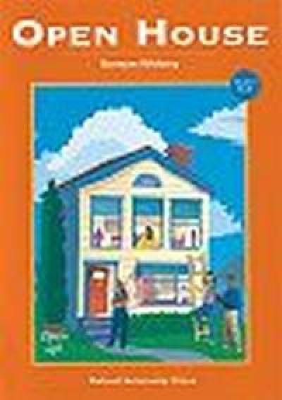 OPEN HOUSE (4) OPEN UP SB