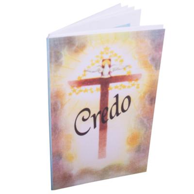 ORAÇÃO SANFONADA CREDO - PACOTE COM 50 UNIDADES