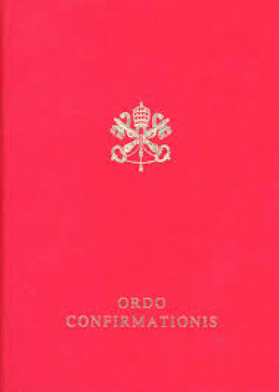 ORDO CONFIRMATIONIS - 1ª