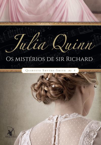 OS MISTÉRIOS DE SIR RICHARD - Vol. 4
