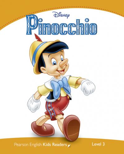 PENGUIN KIDS 3: PINOCCHIO READER