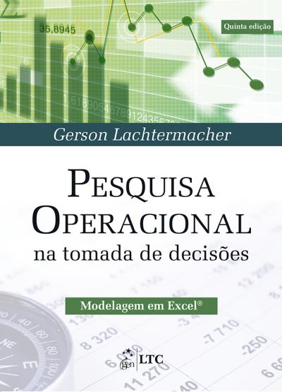 PESQUISA OPERACIONAL NA TOMADA DE DECISOES