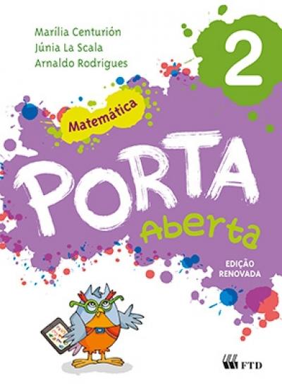 PORTA ABERTA MATEMATICA 2º ANO