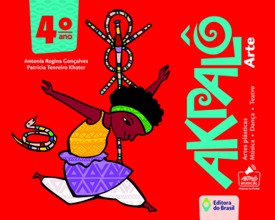 PROJETO AKPALÔ ARTE - 4º ANO