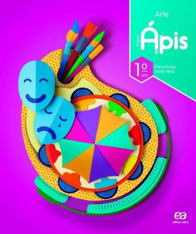 PROJETO ÁPIS - ARTE - 1º ANO