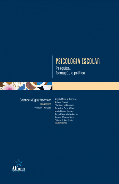 PSICOLOGIA ESCOLAR: PESQUISA, FORMACAO E PRATICA - COL.PSICOLOGIA ESCOLAR E - 4