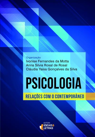 PSICOLOGIA - RELAÇÕES COM O CONTEMPORÂNEO