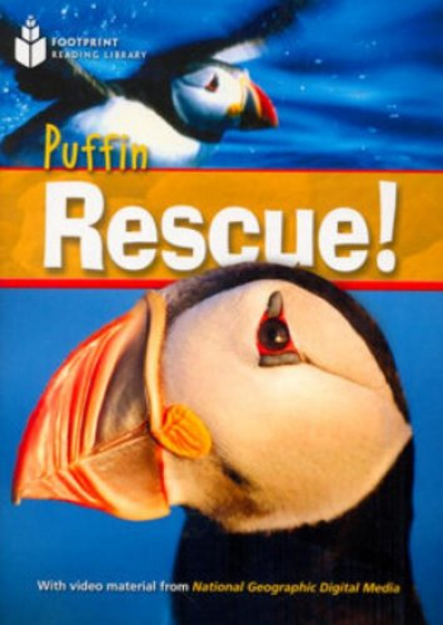 PUFFIN RESCUE! - WITH MULTI-ROM - AMERICAN ENGLISH - LEVEL 1 - 800 A2