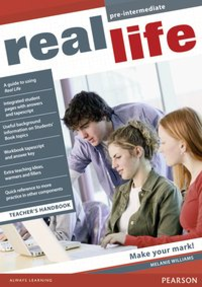 REAL LIFE PRE INTERMEDIATE TEACHERS HANDBOOK 1E