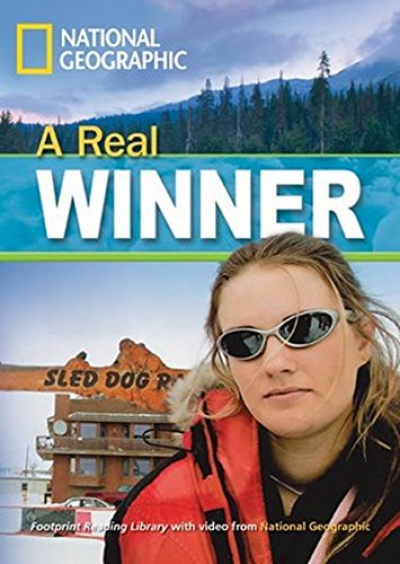 REAL WINNER, A - AMERICAN ENGLISH - LEVEL 3 1300 B1