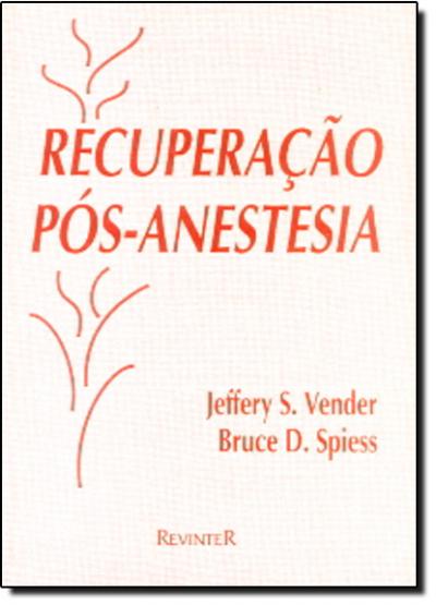 RECUPERACAO POS ANESTESIA BROCHURA - 1
