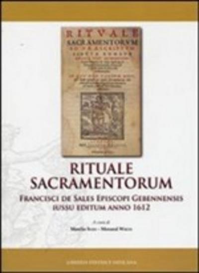 RITUALE SACRAMENTORUM  - 1ª