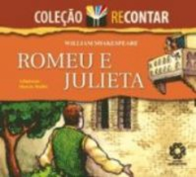 ROMEU E JULIETA - COLECAO RECONTAR