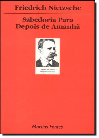 SABEDORIA PARA DEPOIS DE AMANHA