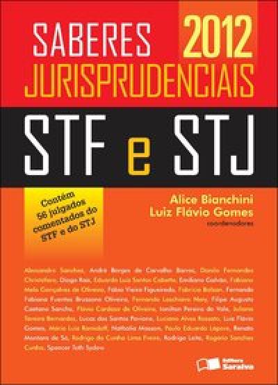 SABERES JURISPRUDENCIAIS 2012 - 1