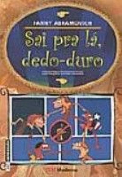 SAI PRA LA DEDO DURO ED2