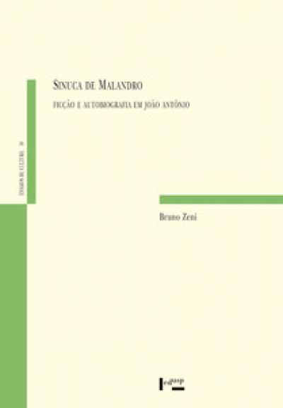 SINUCA DE MALANDRO - FICÇAO E AUTOBIOGRAFIA EM JOAO ANTONIO