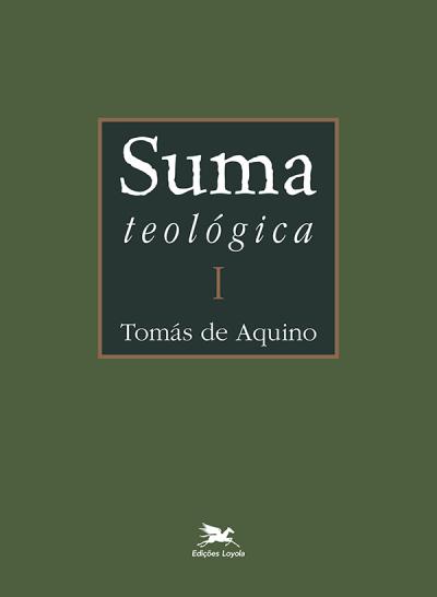 SUMA TEOLÓGICA - VOLUME 1 EDIÇÃO BILÍNGUE