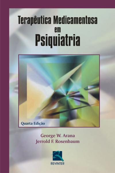 TERAPEUTICA MEDICAMENTOSA EM PSIQUIATRIA - 4ª