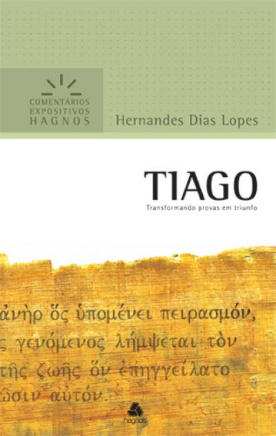 TIAGO : TRANSFORMANDO PROVAS EM TRIUNFO