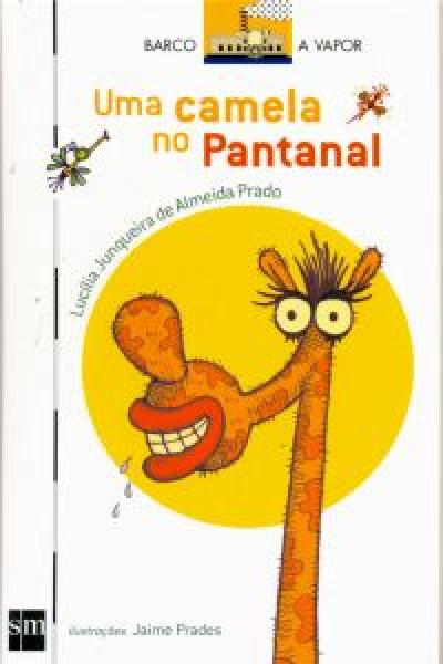 UMA CAMELA NO PANTANAL