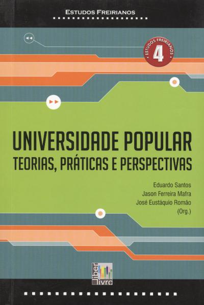 UNIVERSIDADE POPULAR - TEORIAS PRATICAS E PERSPECTIVAS