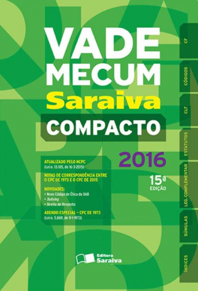 VADE MECUM COMPACTO - ESPIRAL