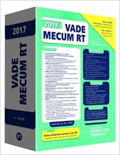 VADE MECUM RT 2017 - 14ª EDIÇÃO