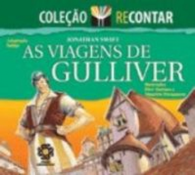 VIAGENS DE GULLIVER, AS - COLECAO REVIVER