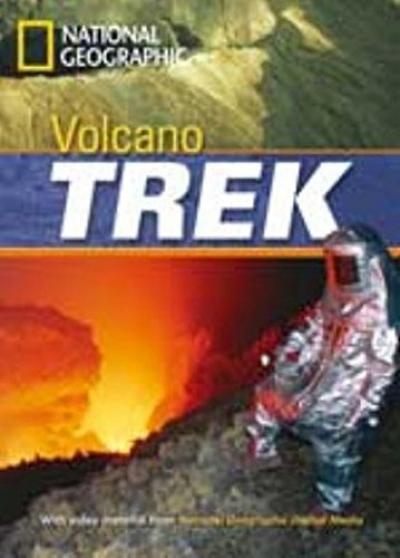 VOLCANO TREK - WITH MULTI-ROM - BRITISH ENGLISH - LEVEL 1 - 800 A2