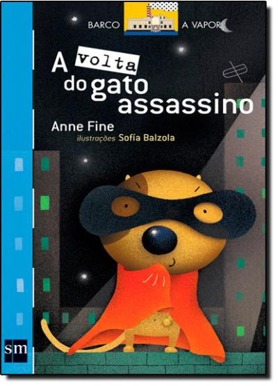 VOLTA DO GATO ASSASSINO, A