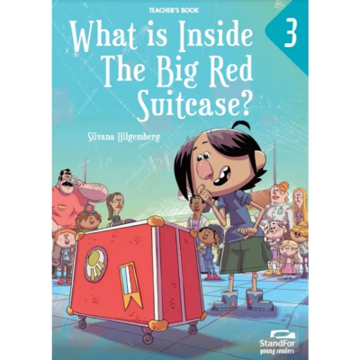 WHAT IS INSIDE THE BIG RED SUITCASE